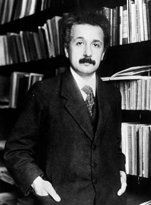 Einstein em 1916