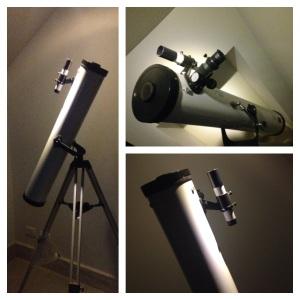 Meu Telescópio