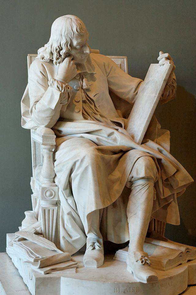 Blaise Pascal (1623 - 1662)