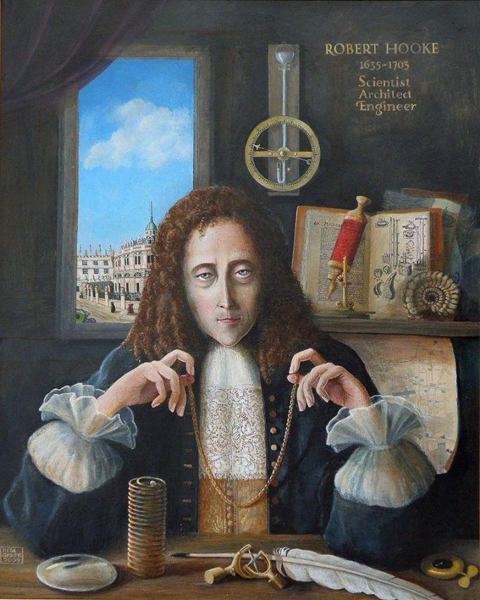 Hooke (1635 – 1703)